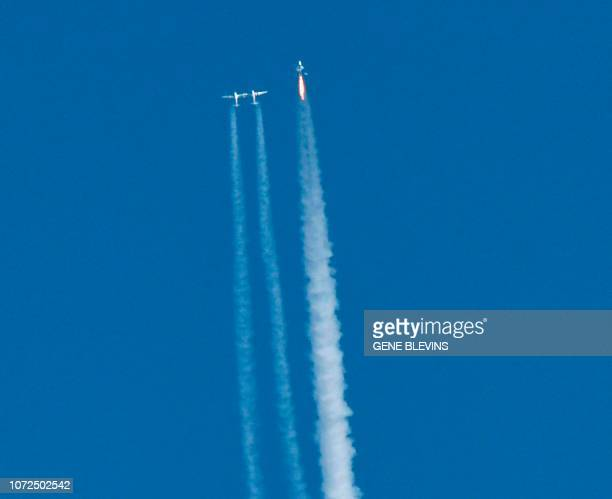 Virgin Galactic's VSS Unity launches for a suborbital test flight on December 13 in Mojave California Virgin Galactic marked a major milestone on...