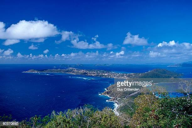 virgin gorda , caribbean - islas de virgin gorda fotografías e imágenes de stock
