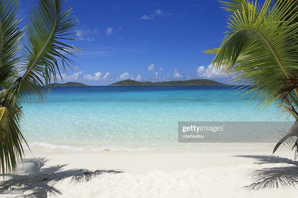 Îles Vierges beach : Photo