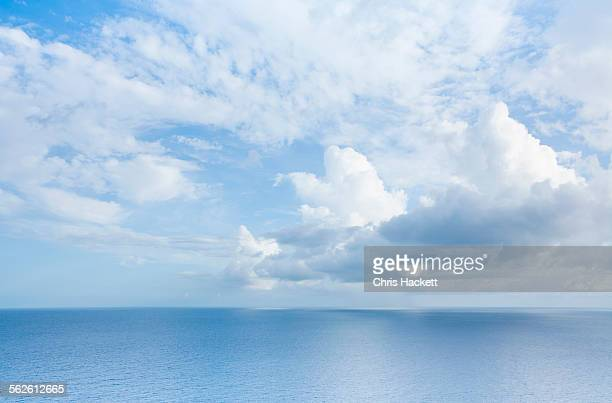USA, Virgin Islands, St. John, Scenic view of seascape