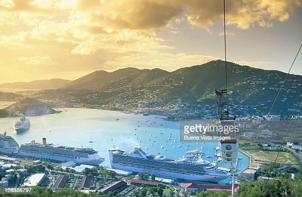 US Virgin Islands, St Thomas, Charlotte Amalie