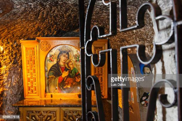 Virgin Mary Coptic icon