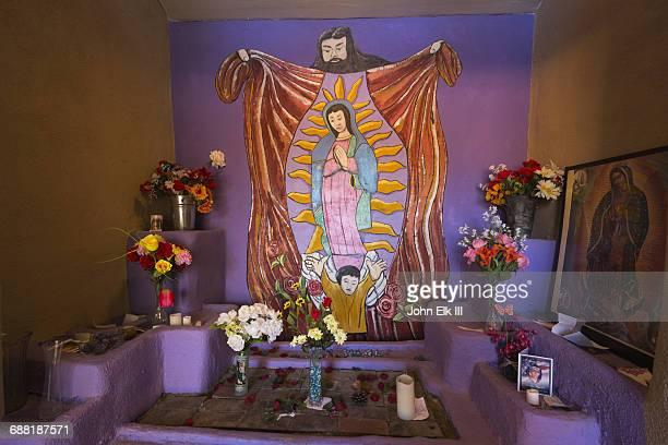 Virgin of Guadalupe shrine