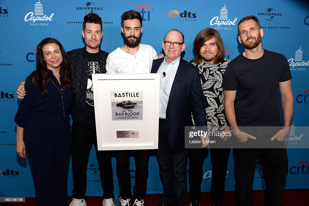 3rd Annual Capitol Congress - Capitol Music Group's Day-long Premiere Of New Music And Projects For Industry And Media : News Photo