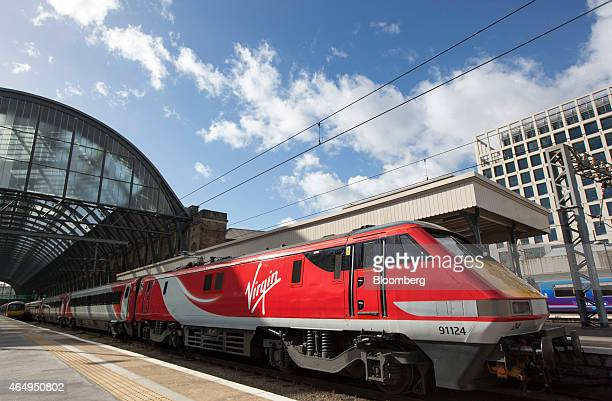 18 Virgin Trains Launch New East Coast Main Line Train
