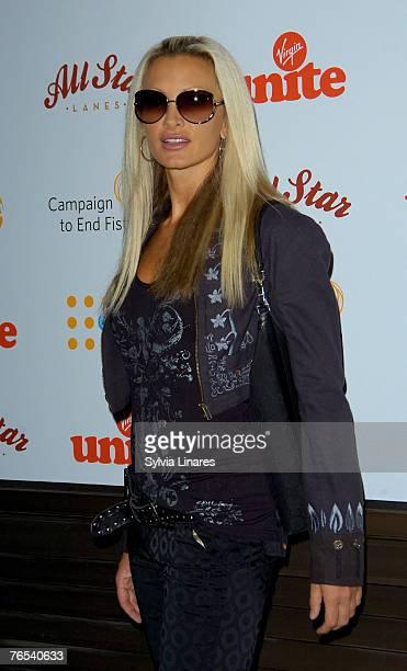 Virgin Unite host End Fistula Celebrity Bowl Off at All Star Lanes