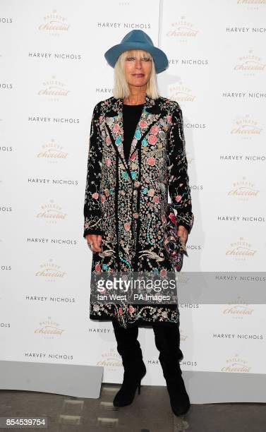 Virginia Bates attending the Baileys Feaster Egg Hunt at Harvey Nichols in London
