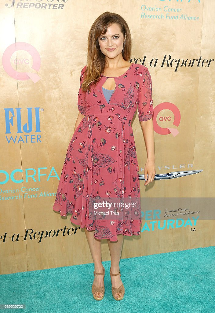 Ovarian Cancer Research Fund Alliance's 3rd Annual Super Saturday Los Angeles - Arrivals : News Photo