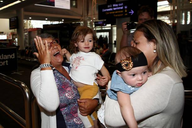 NZL: First Quarantine Free Flight From Rarotonga Arrives In New Zealand