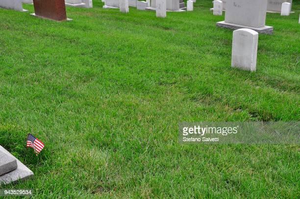 USA, Virginia, detail arlington Memorial Cemetery