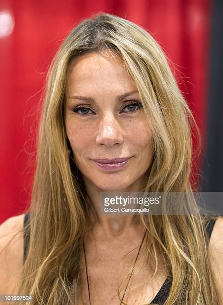 Virginia Hey attends the 2010 Philadelphia Comic Con at Pennsylvania Convention Center on June 11 2010 in Philadelphia Pennsylvania
