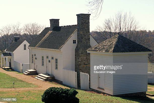 Virginia James Monroe Estate Servant'S Quarters