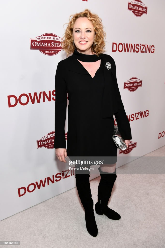 """Premiere Of Paramount Pictures' """"Downsizing"""" - Red Carpet"""