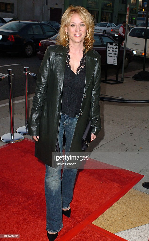 Virginia Madsen during 'Reefer Madness' Showtime Networks Los Angeles Premiere - Arrivals at Regent Showcase Cinemas in Hollywood, California, United States.