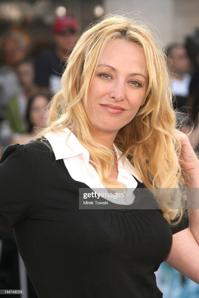 Virginia Madsen during 'Superman Returns' Los Angeles Premiere at Mann Village and Bruin Theaters in Westwood, California, United States.