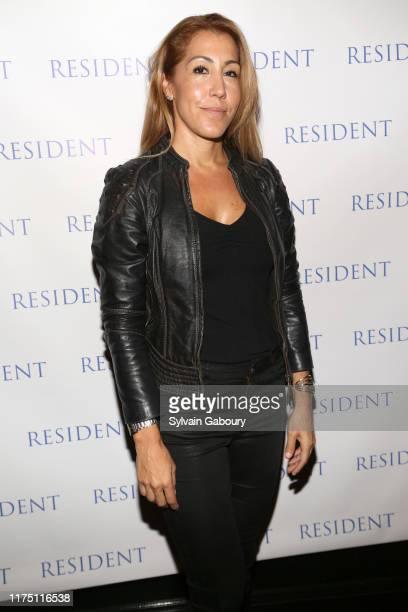 Virginia Martin attends Janel Tanna's Cover Party By Resident Magazine at Philippe Chow on October 9 2019 in New York City