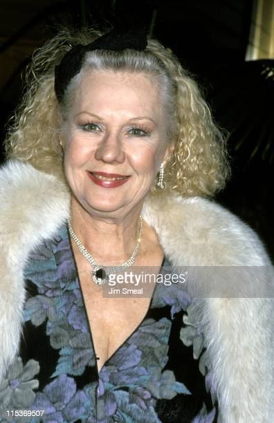 Virginia Mayo during Murder She Wrote 100th Episode Celebration at Biltmore Hotel in Los Angeles California United States