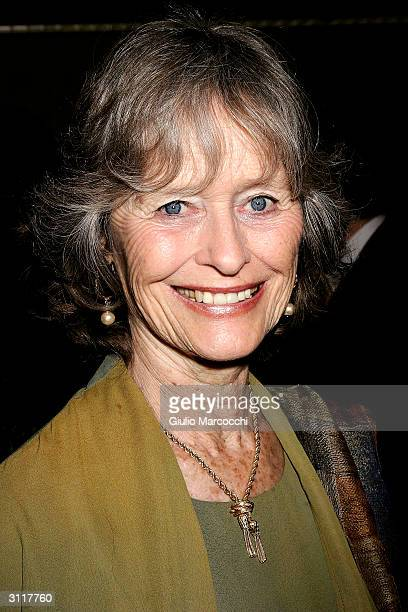 Virginia McKenna attends The 18th Annual Genesis Awards on March 20 2004 at the Beverly Hilton Hotel in Beverly Hills California