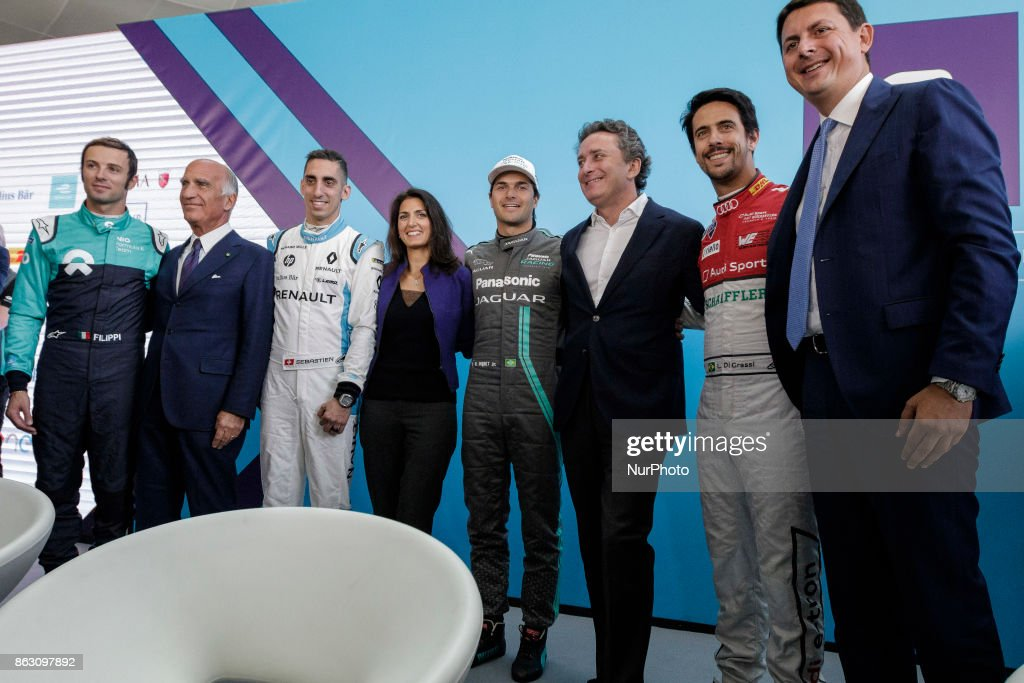 Formula E World Championship Race in Rome : News Photo