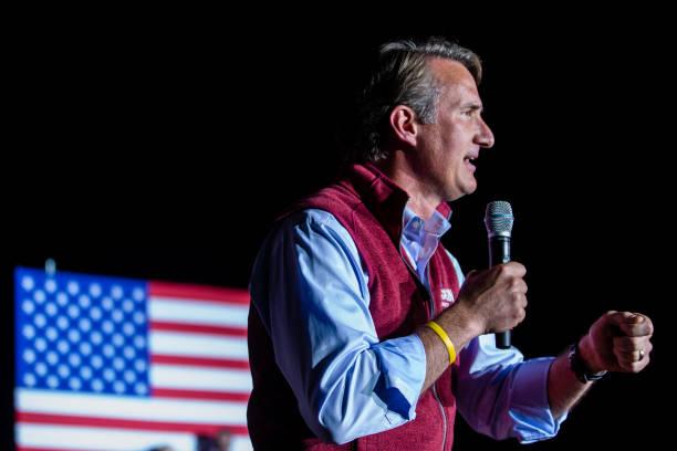 VA: Glenn Youngkin Holds Early Vote Rally For Gubernatorial Campaign