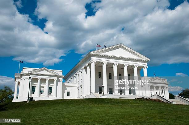 virginia state capitol - virginia state capitol stock pictures, royalty-free photos & images