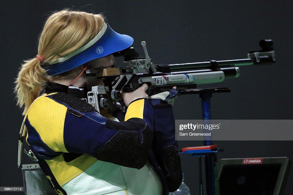 Shooting - Olympics: Day 1 : News Photo