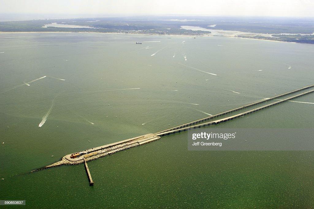 Virginia Beach Chesapeake Bay Bridge Tunnel