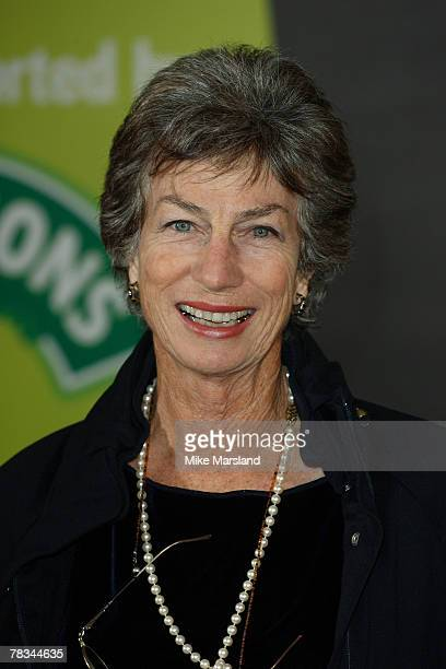 Virginia Wade arrives at BBC Sports Personality of The Year at the NEC Birmingham on the 9 December