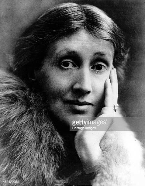 Virginia Woolf British author 1930s A novelist essayist and critic Virginia Woolf was a leading figure in London literary circles and was a member of...