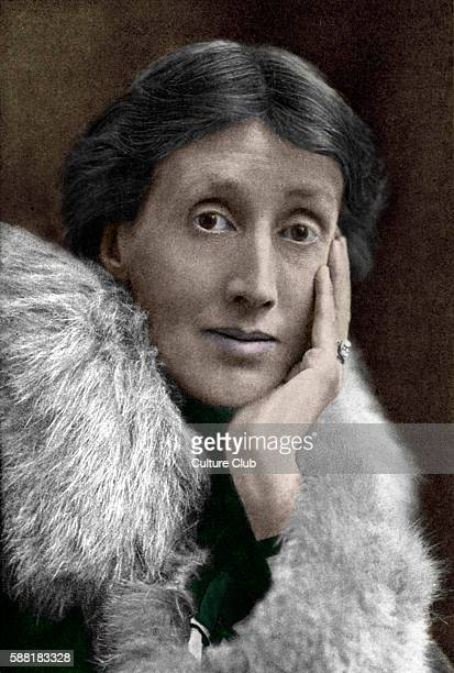 Virginia Woolf English novelist and essayist 25 January 1882 28 March 1941 c1928