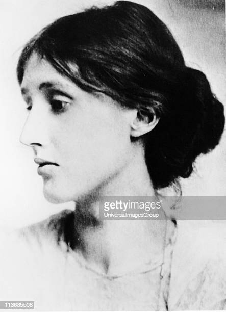 Virginia Woolf English novelist essayist and critic Photograph