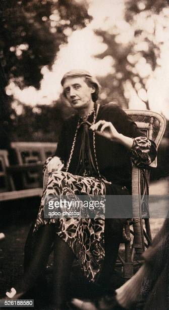Virginia Woolf English writer In June 1926