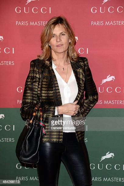 Virginie Couperie Eiffel attends day 4 of the Gucci Paris Masters 2013 at Paris Nord Villepinte on December 8 2013 in Paris France