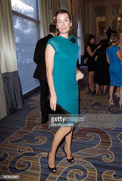 """Virginie Degryse attends EIF Women's Cancer Research Fund's 16th Annual """"An Unforgettable Evening"""" presented by Saks Fifth Avenue at the Beverly..."""