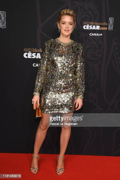 Virginie Efira attends Cesar Film Awards 2019 at Salle Pleyel on February 22 2019 in Paris France