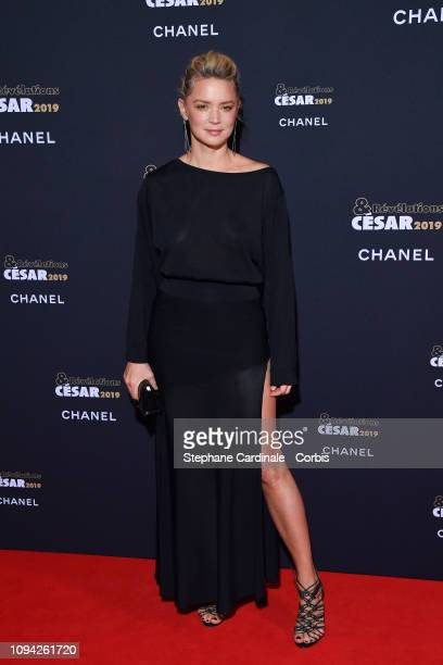 Virginie Efira attends 'CesarRevelations 2019' at Le Petit Palais on January 14 2019 in Paris France