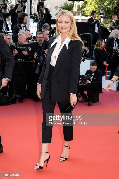 Virginie Efira attends the Closing Ceremony Red Carpet during the 72nd annual Cannes Film Festival on May 25 2019 in Cannes France
