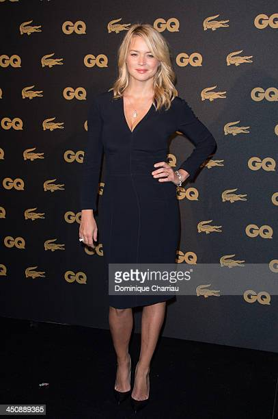 Virginie Efira attends the GQ Men Of The Year Awards 2013 at Museum d'Histoire Naturelle on November 20 2013 in Paris France