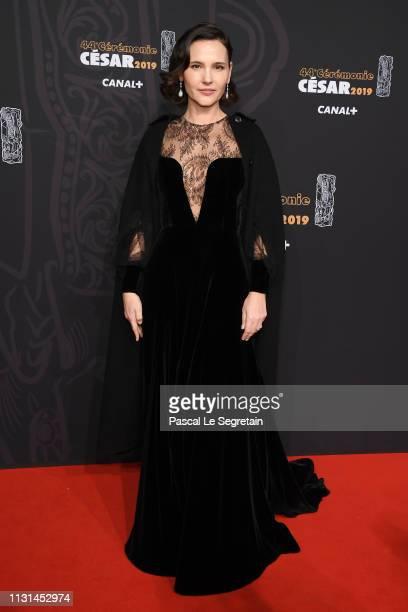 Virginie Ledoyen attends Cesar Film Awards 2019 at Salle Pleyel on February 22 2019 in Paris France