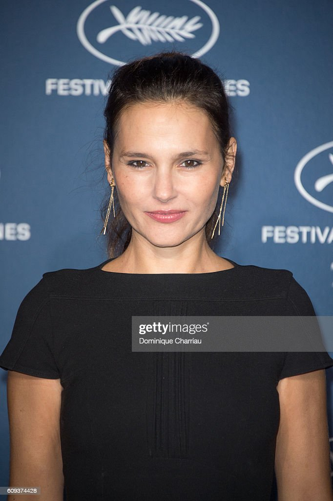 Virginie Ledoyen attends the Cannes Film Festival : 70th Anniversary Party at Palais Des Beaux Arts on September 20, 2016 in Paris, France.