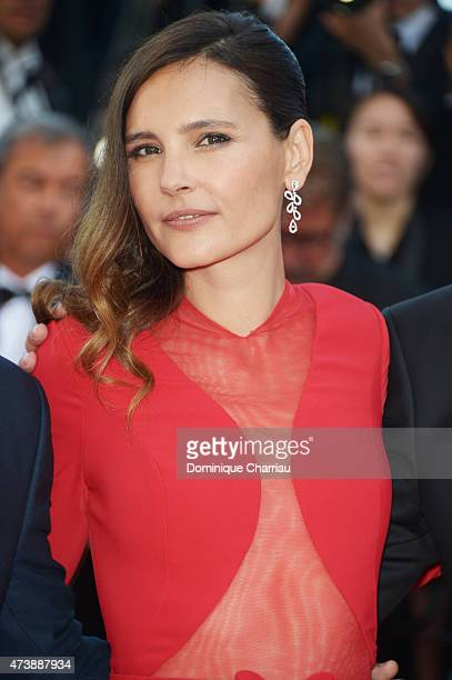 Virginie Ledoyen attends the 'Inside Out' Premiere during the 68th annual Cannes Film Festival on May 18 2015 in Cannes France