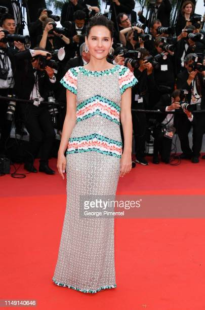 """Virginie Ledoyen attends the opening ceremony and screening of """"The Dead Don't Die"""" during the 72nd annual Cannes Film Festival on May 14, 2019 in..."""