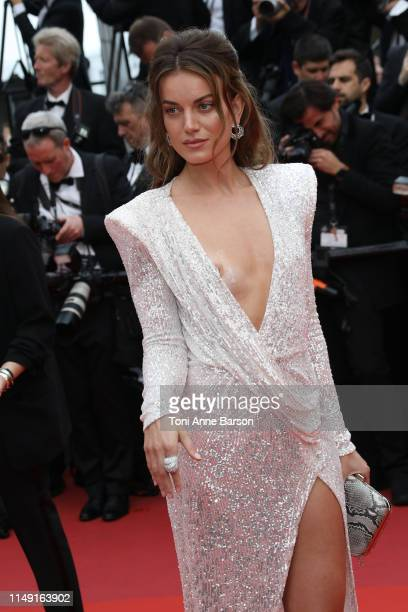 Virginie Ledoyen attends the opening ceremony and screening of The Dead Don't Die during the 72nd annual Cannes Film Festival on May 14 2019 in...