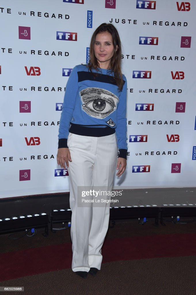 """Juste Un Regard"" : Photocall At The Cinema Gaumont Marignan In Paris"