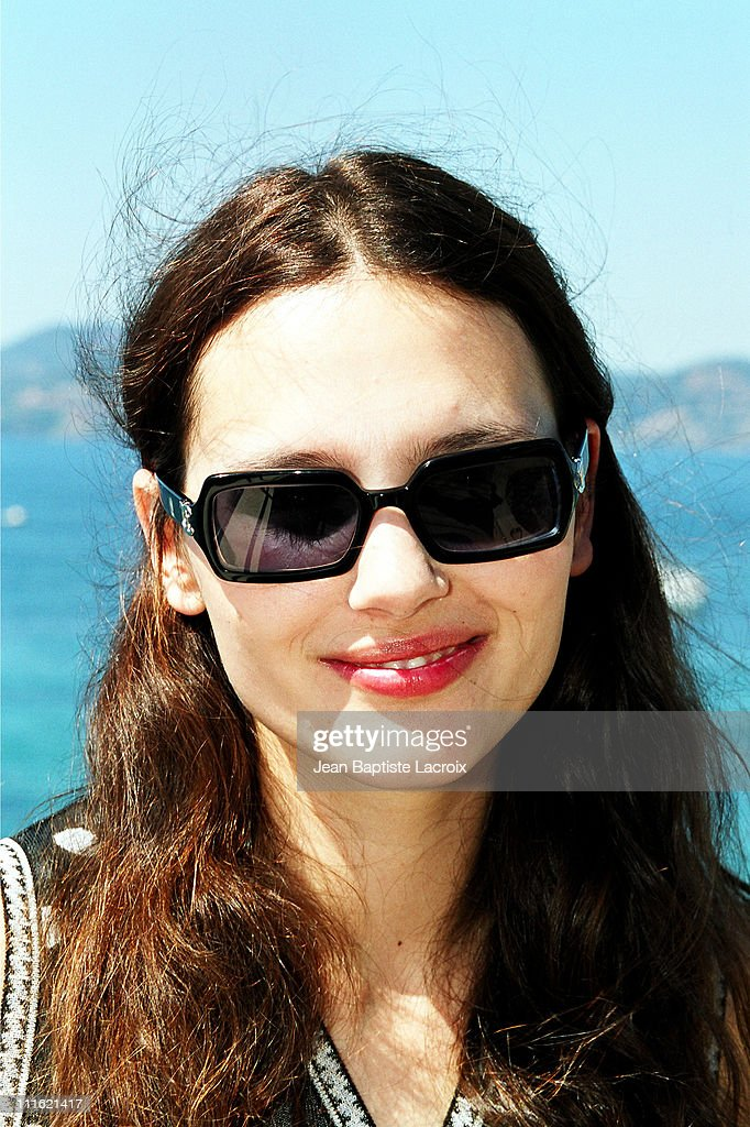Cannes 2002 - Virginie Ledoyen Portraits