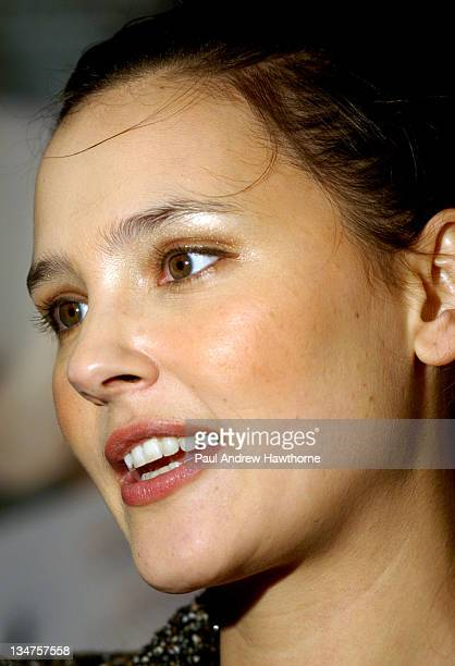Virginie Ledoyen during North American Premiere of 'Bon Voyage' New York at Paris Theatre in New York City New York United States