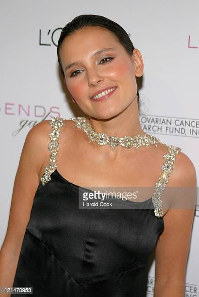 Virginie Ledoyen during The 2nd Annual Legends Gala at Metropolitan Pavilion and Altman Building in New York New York United States