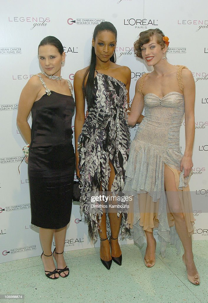 Stars Light Up The 2nd Annual Legends Gala Hosted by OCRF and Loreal