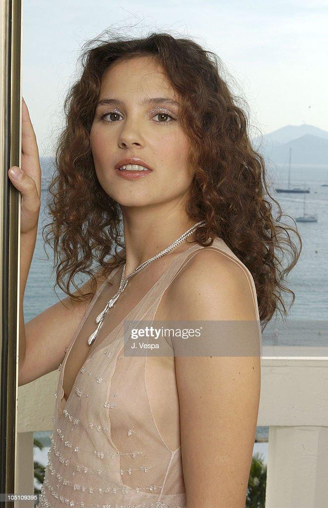2003 Cannes Film Festival -  Virginie Ledoyen Portraits