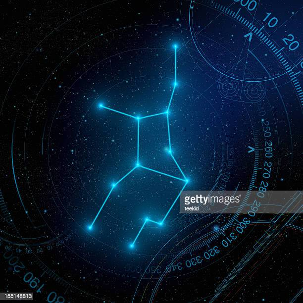 Vergine Constellation